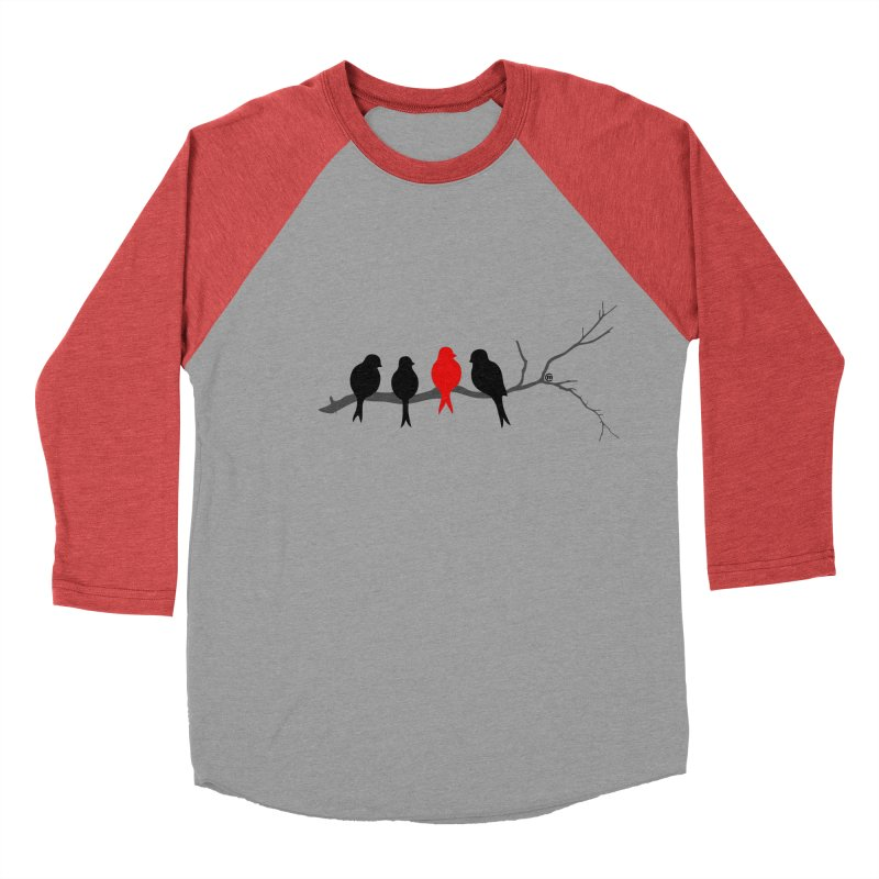 Individualist Men's Baseball Triblend T-Shirt by cmatthesart's Artist Shop