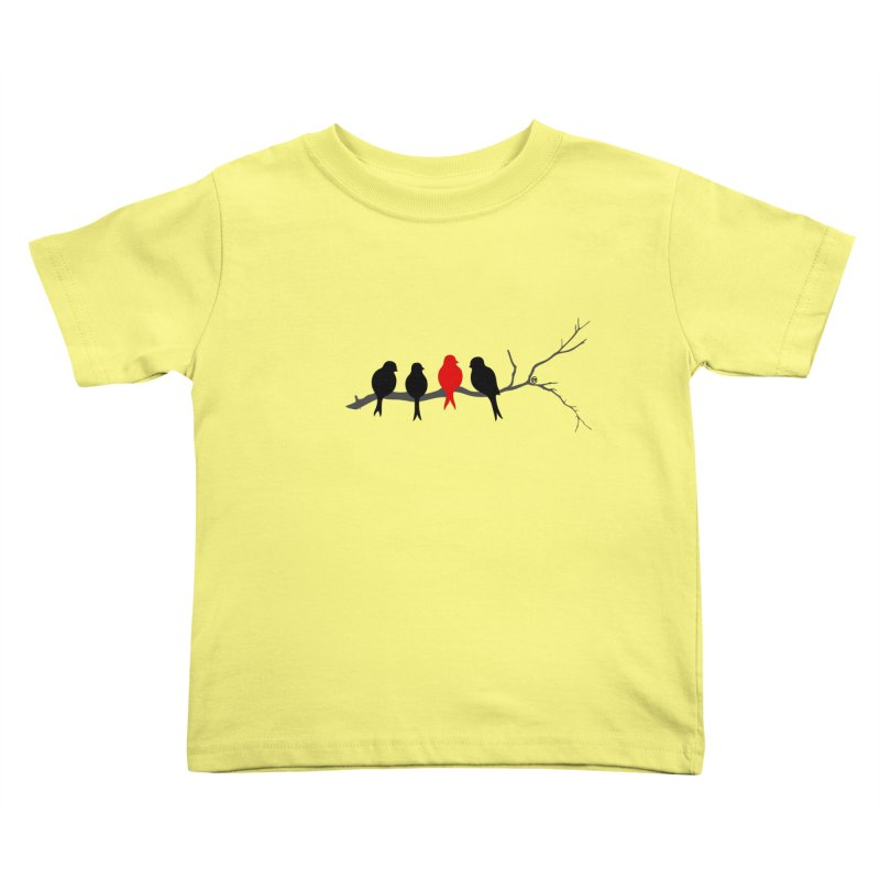 Individualist Kids Toddler T-Shirt by cmatthesart's Artist Shop