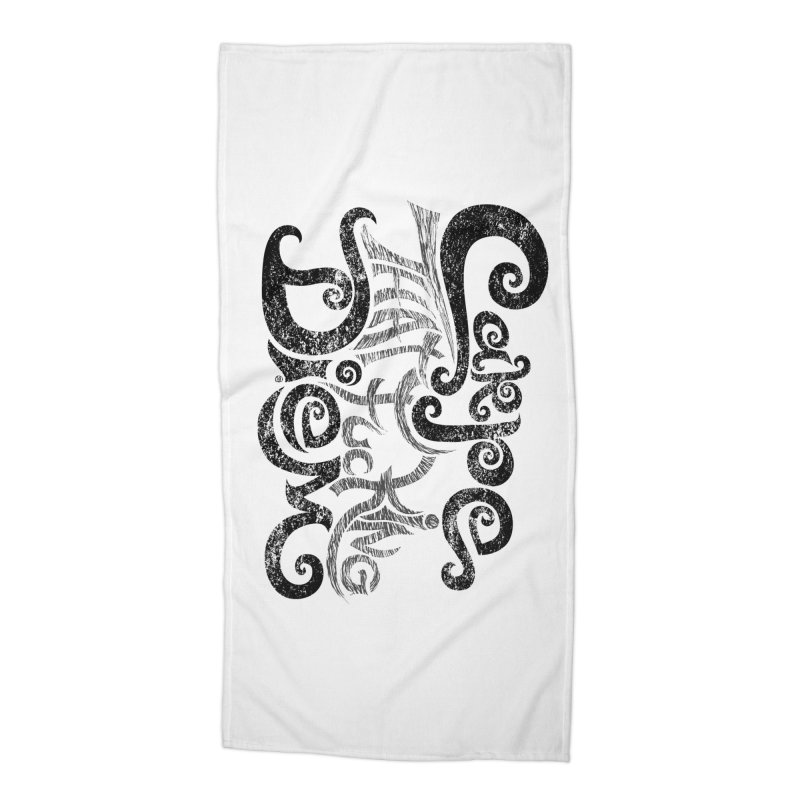 Carpe that Fu*****g Diem Accessories Beach Towel by cmatthesart's Artist Shop