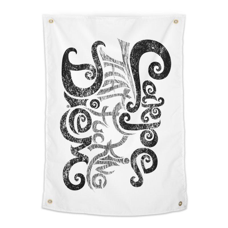 Carpe that Fu*****g Diem Home Tapestry by cmatthesart's Artist Shop