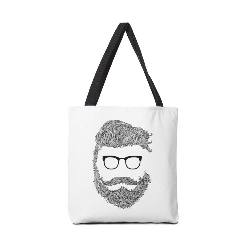 Big Nerd Accessories Bag by cmatthesart's Artist Shop