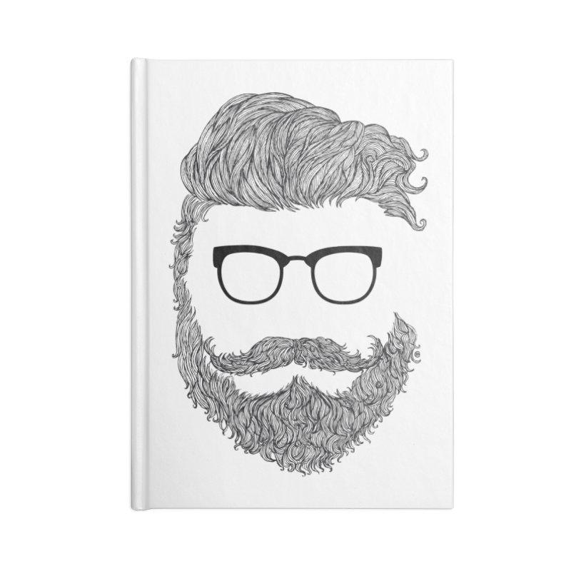 Big Nerd Accessories Notebook by cmatthesart's Artist Shop