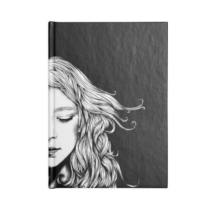 Dreaming Accessories Notebook by cmatthesart's Artist Shop