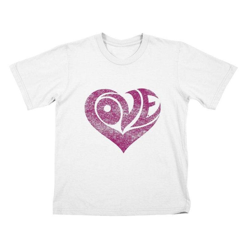 Love Kids T-Shirt by cmatthesart's Artist Shop
