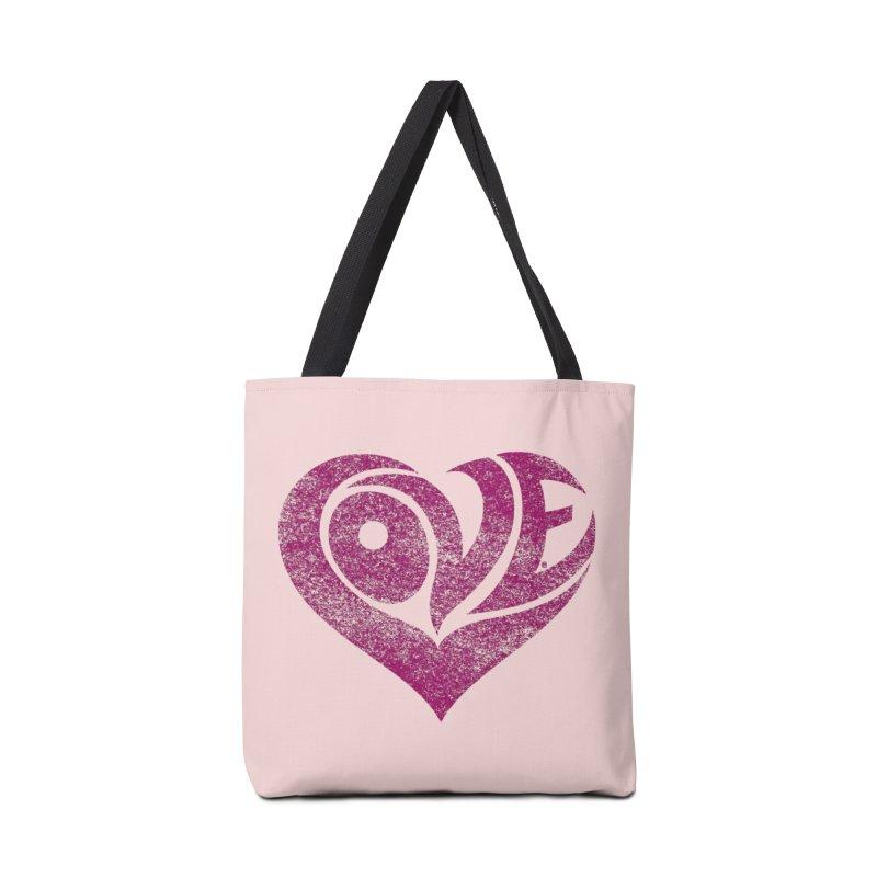 Love Accessories Bag by cmatthesart's Artist Shop