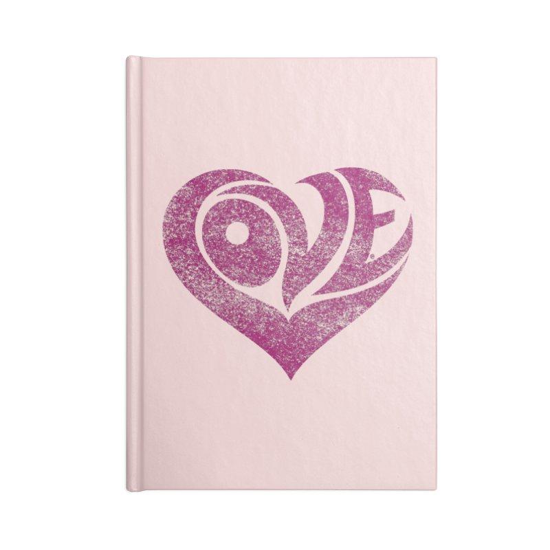 Love Accessories Notebook by cmatthesart's Artist Shop