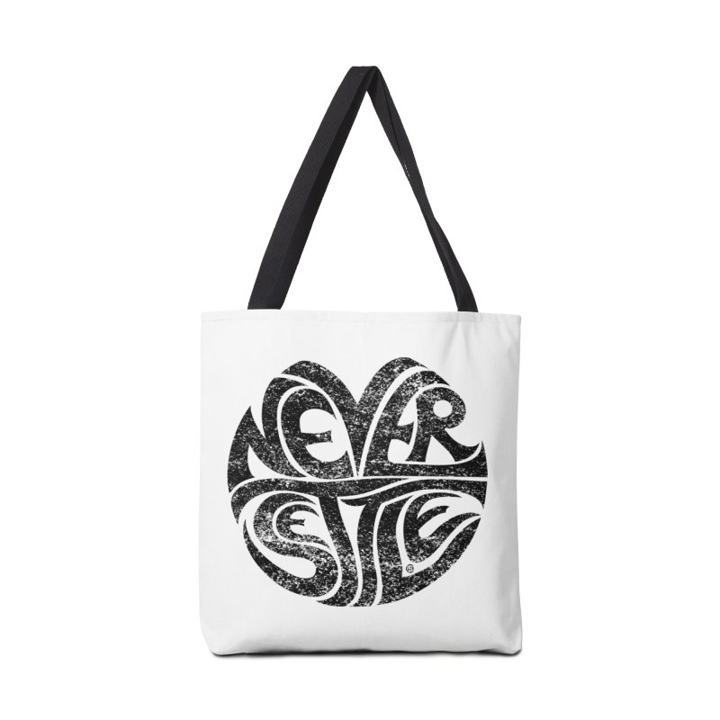 Never Settle. Accessories Bag by cmatthesart's Artist Shop