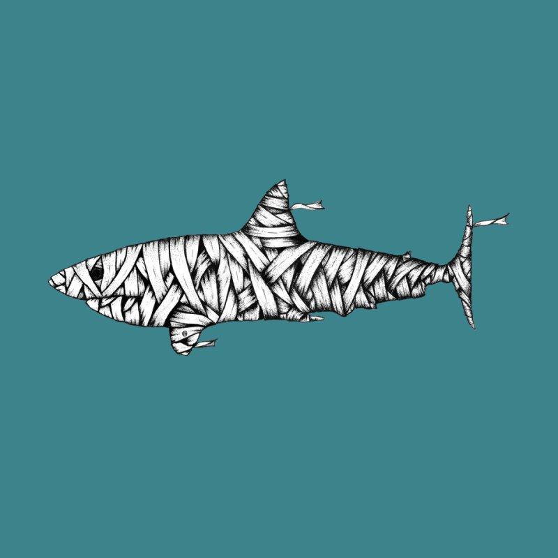 Mummy Shark by cmatthesart's Artist Shop