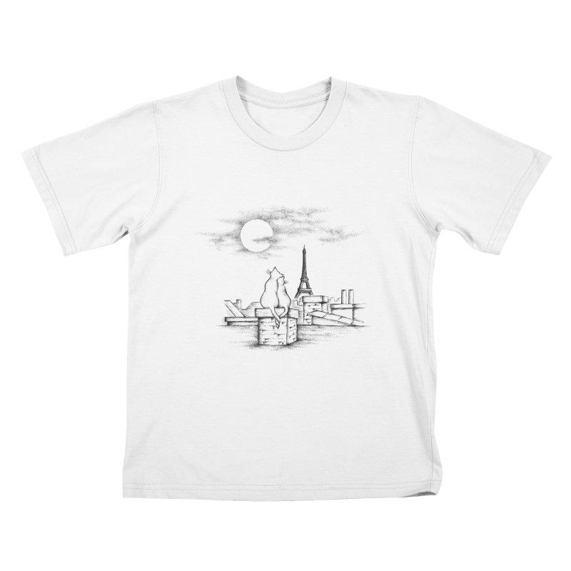Love Cats Kids T-Shirt by cmatthesart's Artist Shop