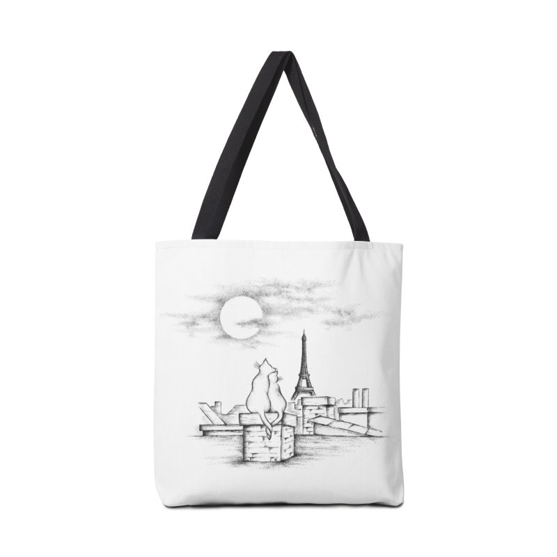 Love Cats Accessories Bag by cmatthesart's Artist Shop