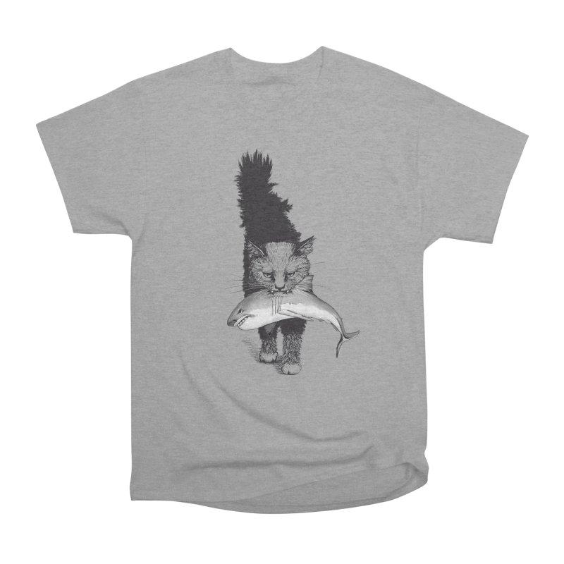 Supermoggie Women's Heavyweight Unisex T-Shirt by cmatthesart's Artist Shop