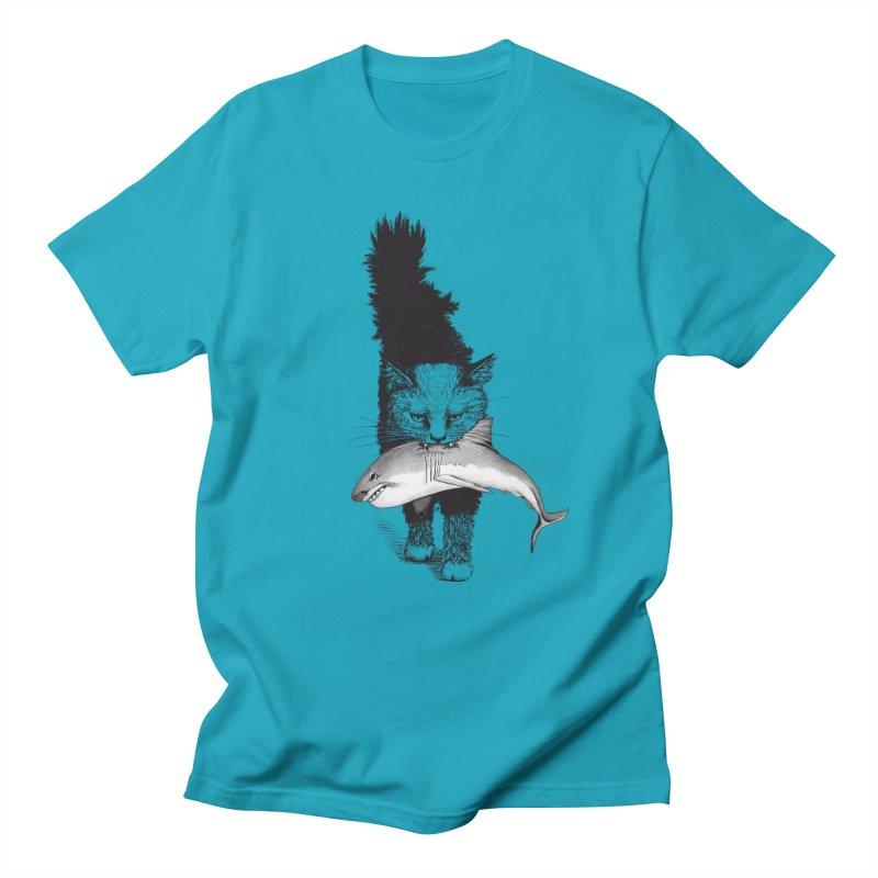 Supermoggie Men's Regular T-Shirt by cmatthesart's Artist Shop