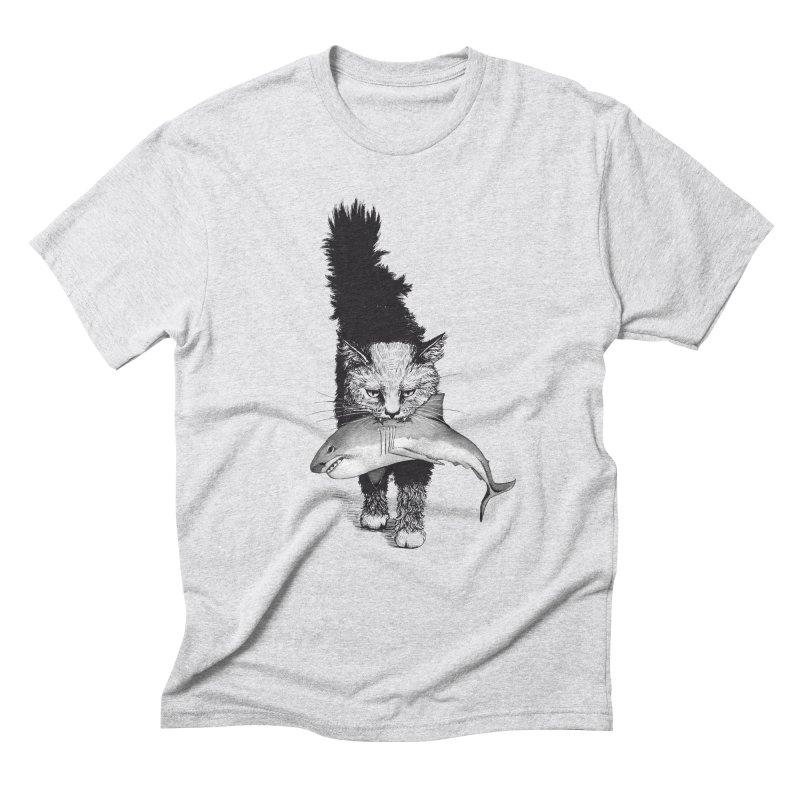 Supermoggie Men's Triblend T-Shirt by cmatthesart's Artist Shop