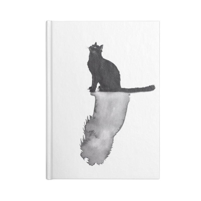 Divided Accessories Notebook by cmatthesart's Artist Shop