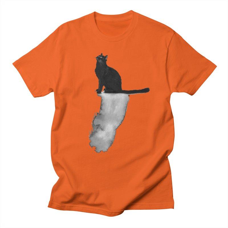Divided Men's Regular T-Shirt by cmatthesart's Artist Shop