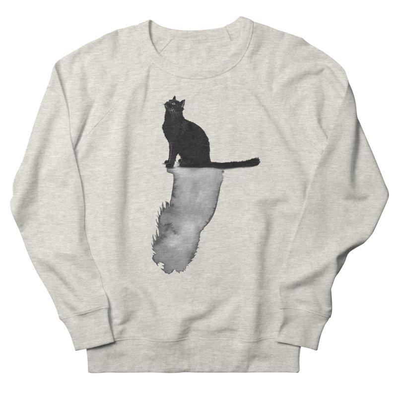 Divided Men's French Terry Sweatshirt by cmatthesart's Artist Shop