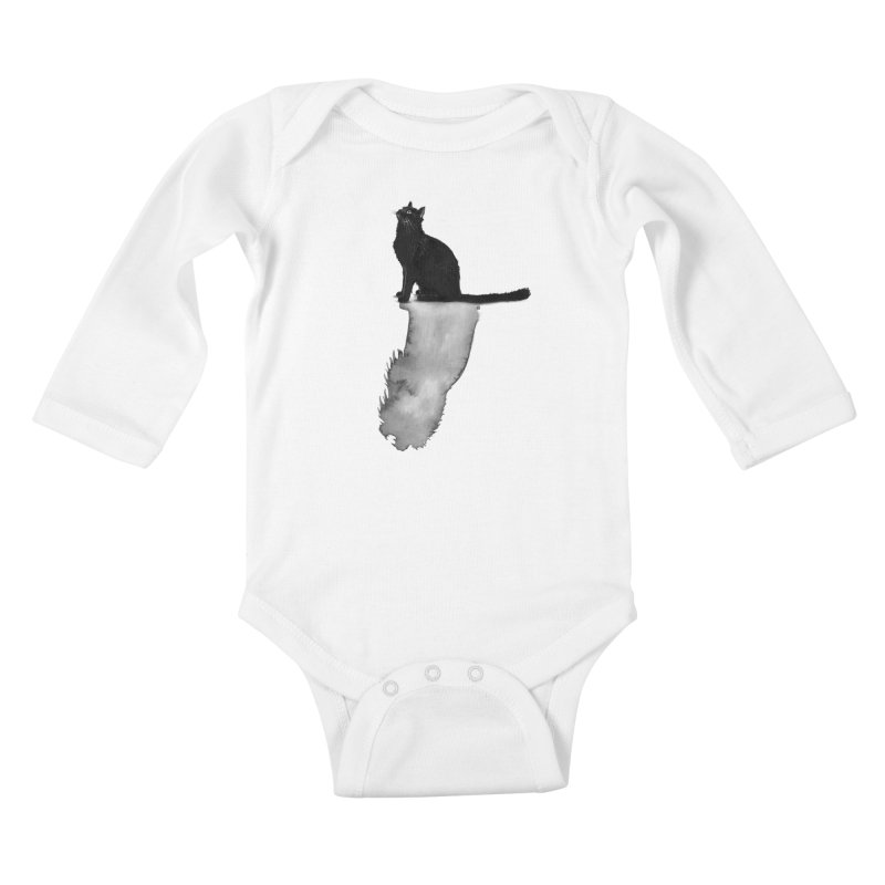 Divided Kids Baby Longsleeve Bodysuit by cmatthesart's Artist Shop