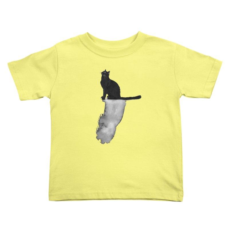 Divided Kids Toddler T-Shirt by cmatthesart's Artist Shop