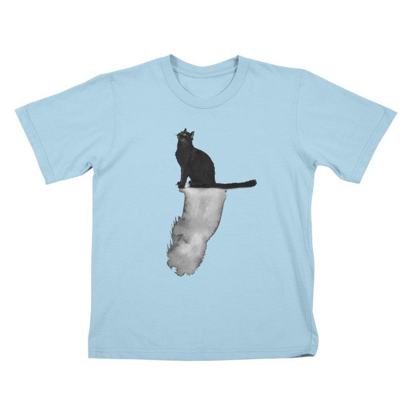 Divided Kids T-Shirt by cmatthesart's Artist Shop