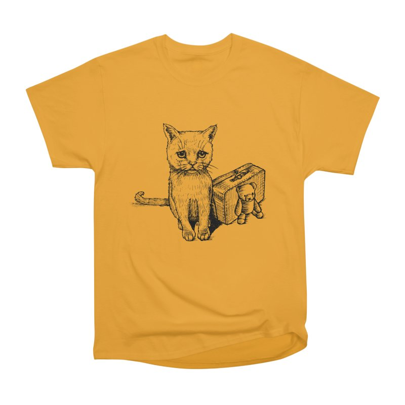 Lost Women's Heavyweight Unisex T-Shirt by cmatthesart's Artist Shop