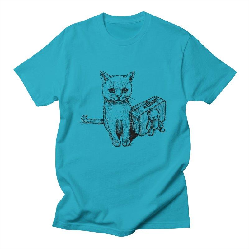 Lost Men's T-Shirt by cmatthesart's Artist Shop