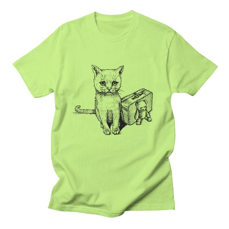 Lost Men's Regular T-Shirt by cmatthesart's Artist Shop