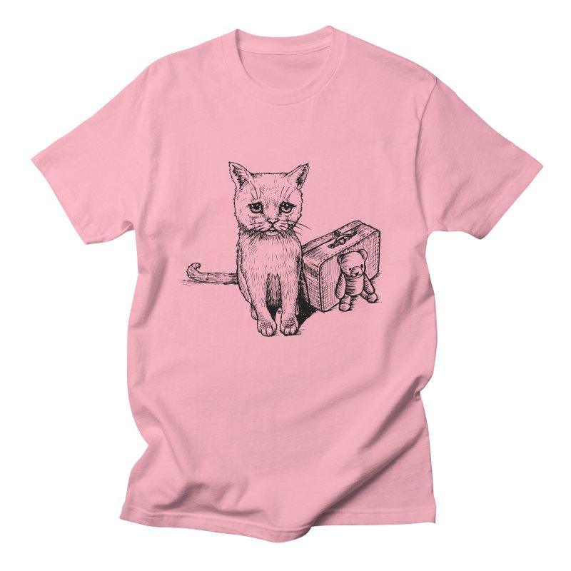 Lost Women's Regular Unisex T-Shirt by cmatthesart's Artist Shop