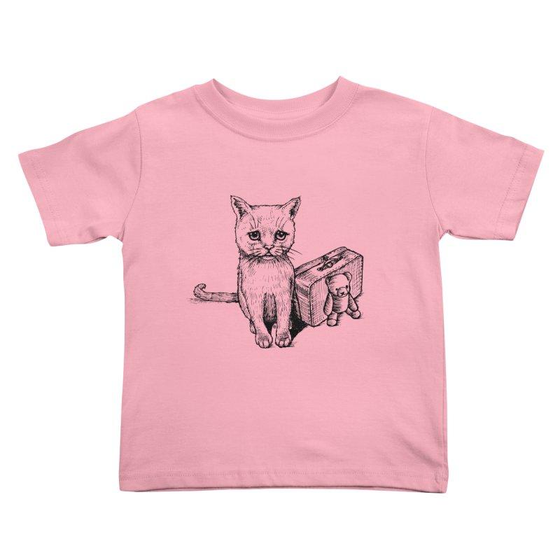 Lost Kids Toddler T-Shirt by cmatthesart's Artist Shop