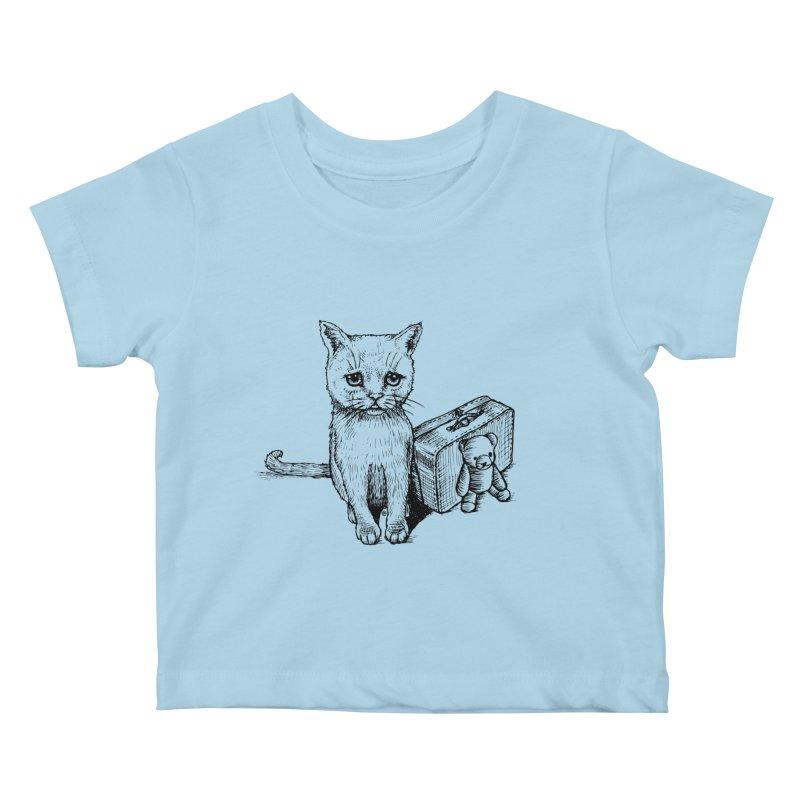 Lost Kids Baby T-Shirt by cmatthesart's Artist Shop