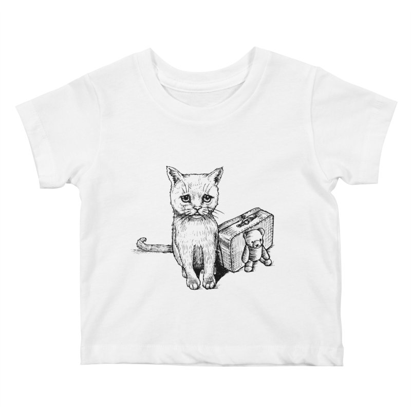 Lost Kids Baby T-Shirt by cmatthesart's Artist Shop