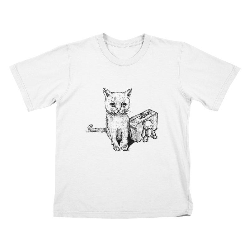 Lost Kids T-Shirt by cmatthesart's Artist Shop