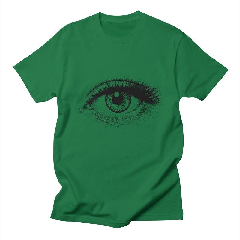 Eye Men's T-Shirt by cmatthesart's Artist Shop