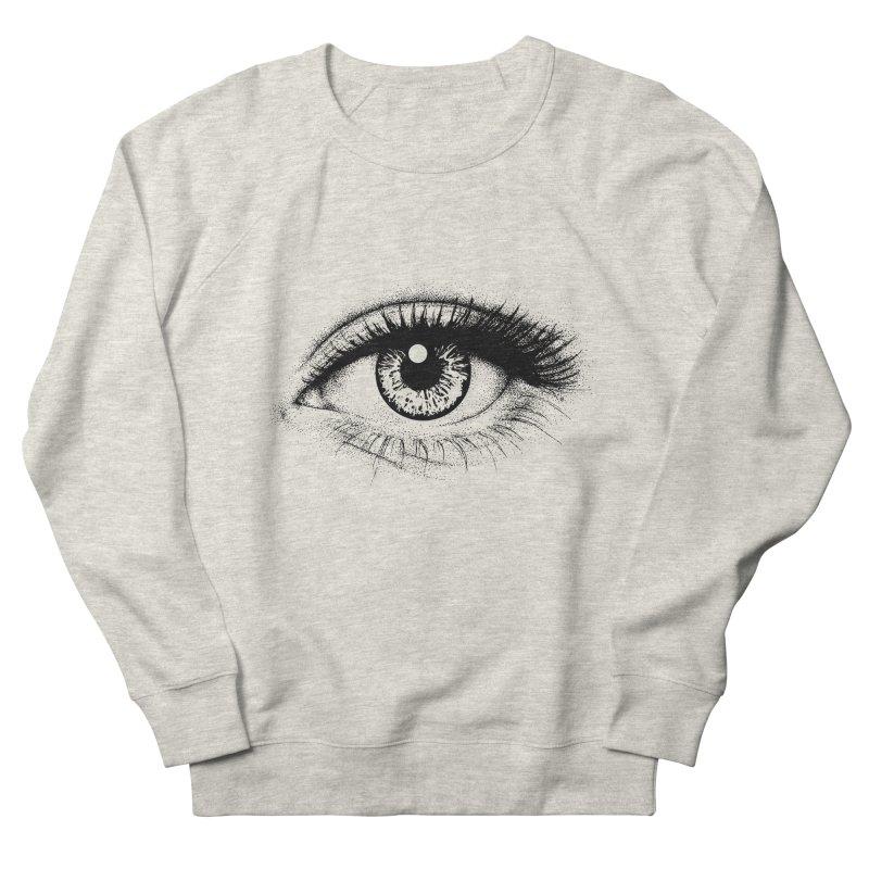 Eye Men's Sweatshirt by cmatthesart's Artist Shop