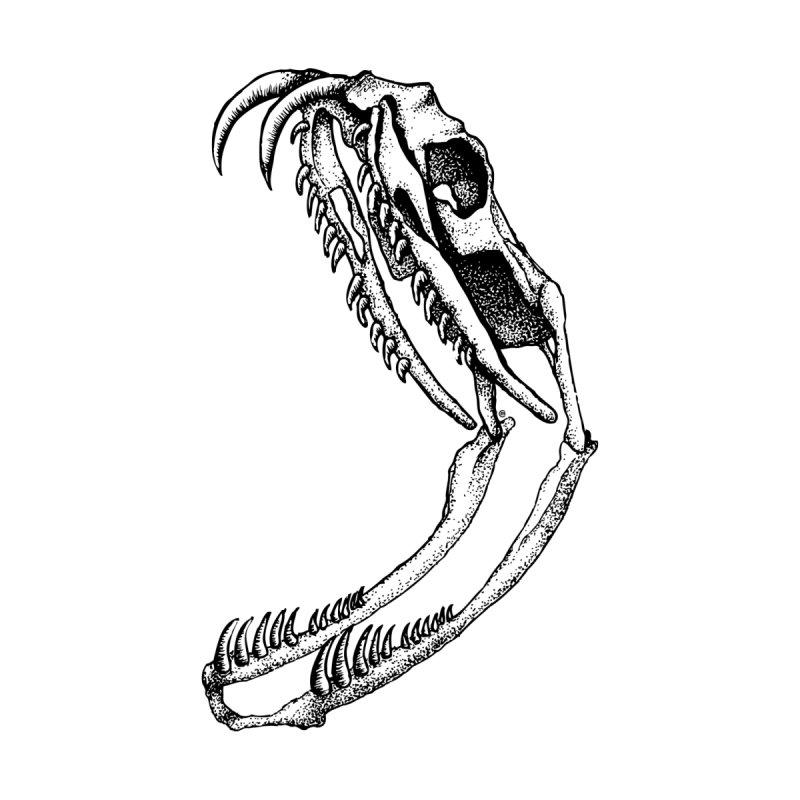 Snake Skull by cmatthesart's Artist Shop