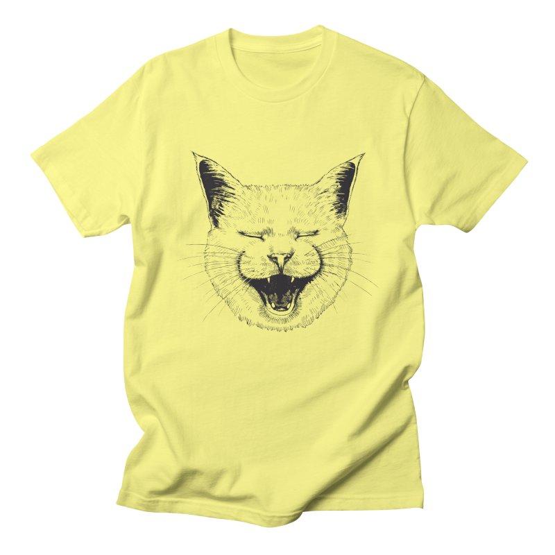 LOL Men's Regular T-Shirt by cmatthesart's Artist Shop