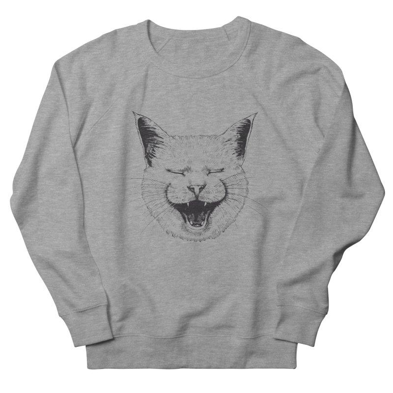 LOL Men's French Terry Sweatshirt by cmatthesart's Artist Shop