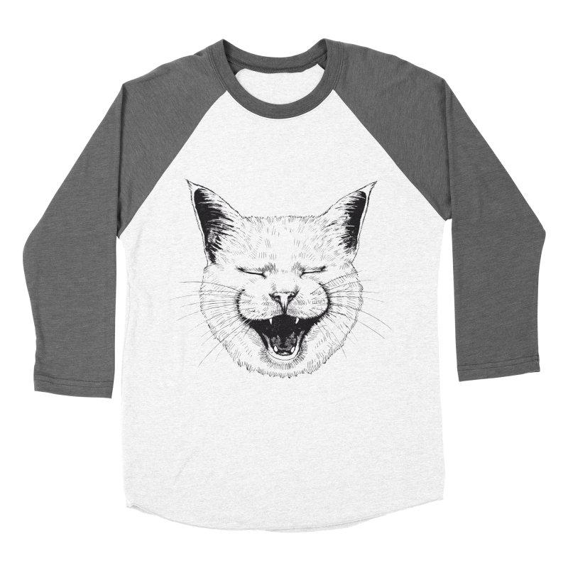 LOL Women's Baseball Triblend Longsleeve T-Shirt by cmatthesart's Artist Shop