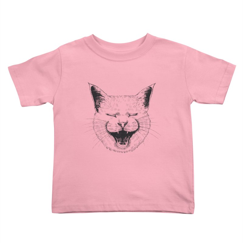LOL Kids Toddler T-Shirt by cmatthesart's Artist Shop