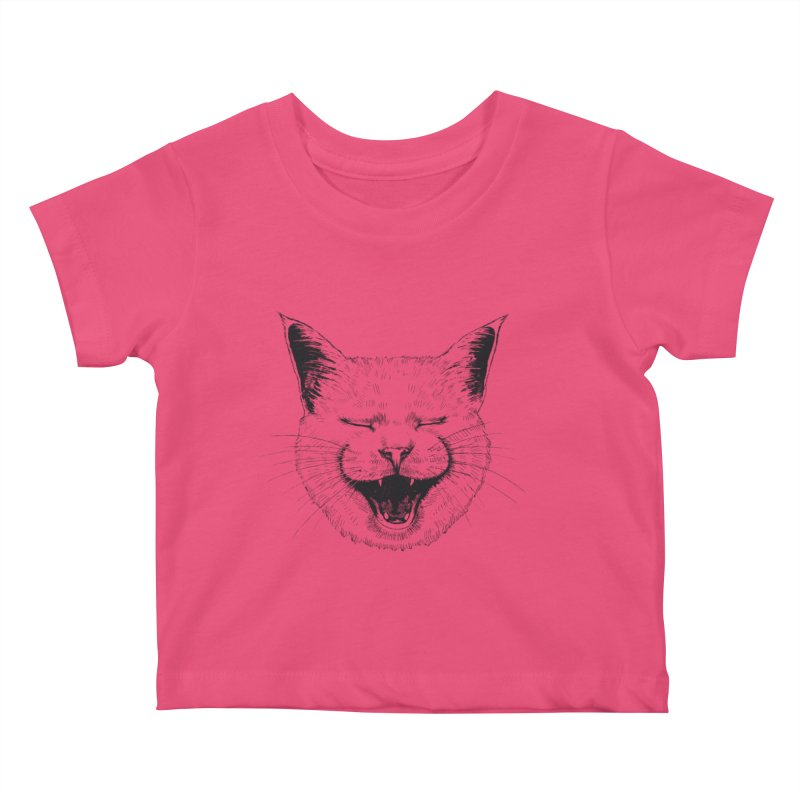 LOL Kids Baby T-Shirt by cmatthesart's Artist Shop