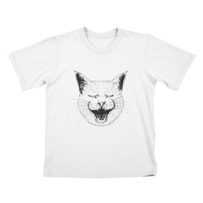 LOL Kids T-Shirt by cmatthesart's Artist Shop