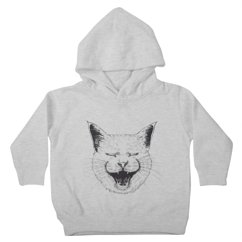 LOL Kids Toddler Pullover Hoody by cmatthesart's Artist Shop