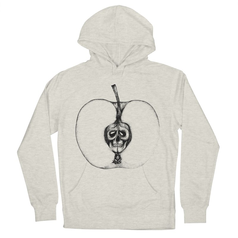 Poison Men's French Terry Pullover Hoody by cmatthesart's Artist Shop