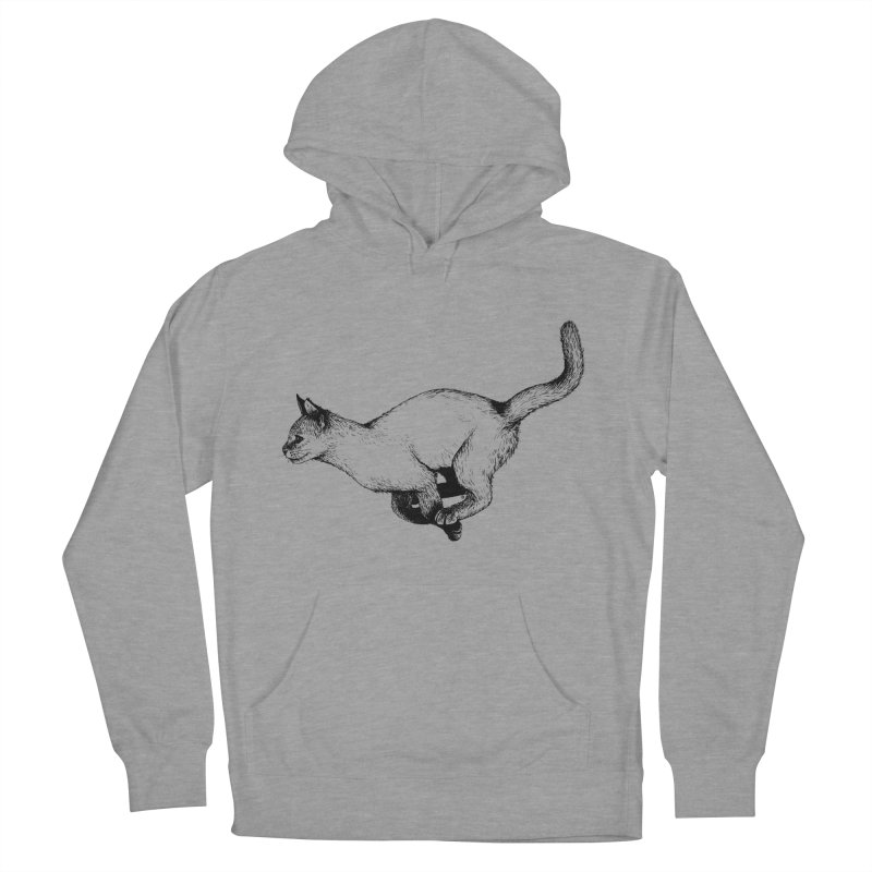 Swift Women's French Terry Pullover Hoody by cmatthesart's Artist Shop