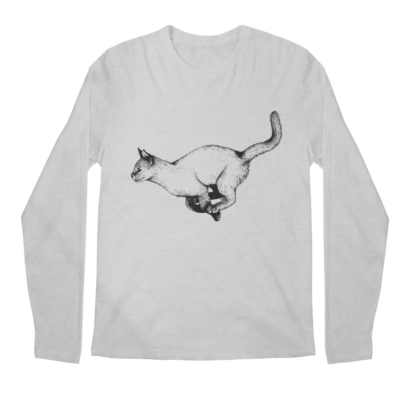Swift Men's Regular Longsleeve T-Shirt by cmatthesart's Artist Shop