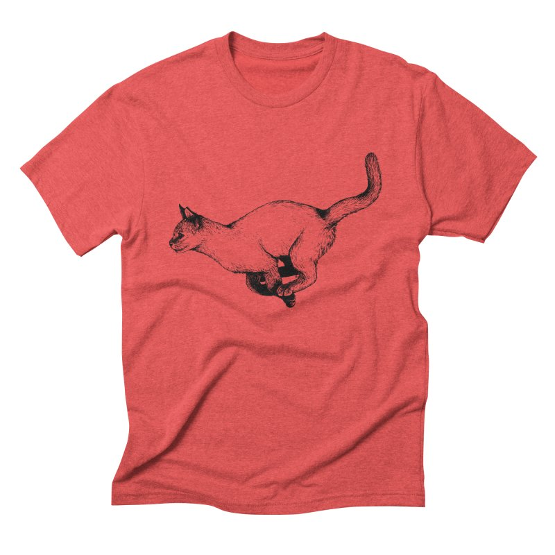 Swift Men's Triblend T-Shirt by cmatthesart's Artist Shop