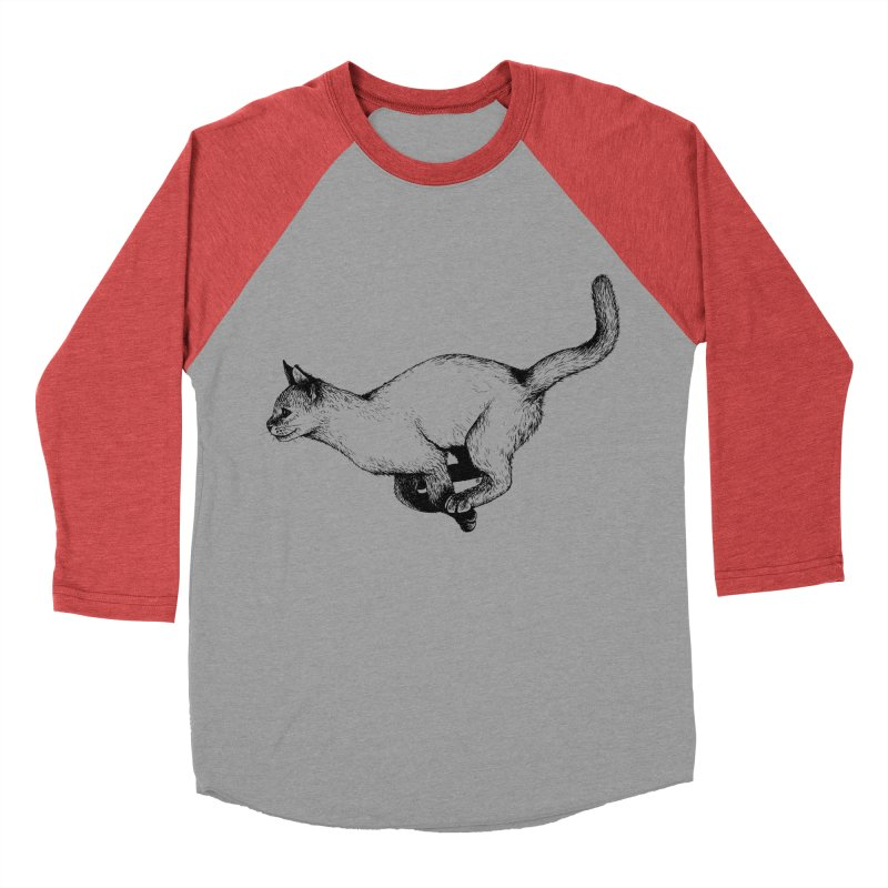Swift Women's Baseball Triblend Longsleeve T-Shirt by cmatthesart's Artist Shop