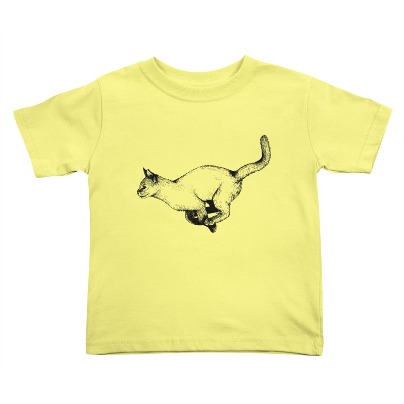 Swift Kids Toddler T-Shirt by cmatthesart's Artist Shop