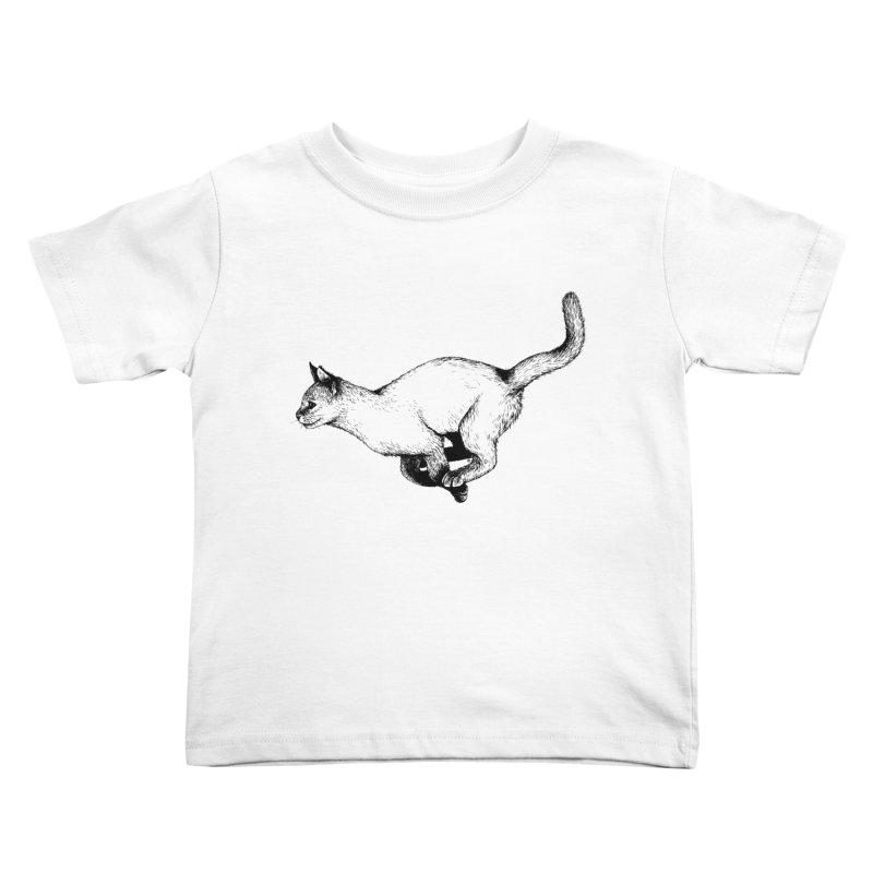 Swift Kids Toddler T-Shirt by cmatthesart's Artist Shop