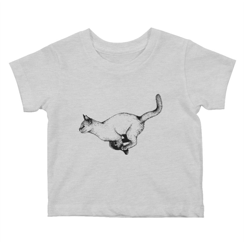 Swift Kids Baby T-Shirt by cmatthesart's Artist Shop