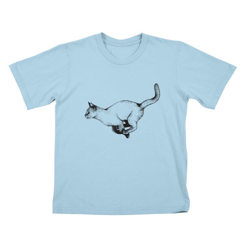 Swift Kids T-Shirt by cmatthesart's Artist Shop